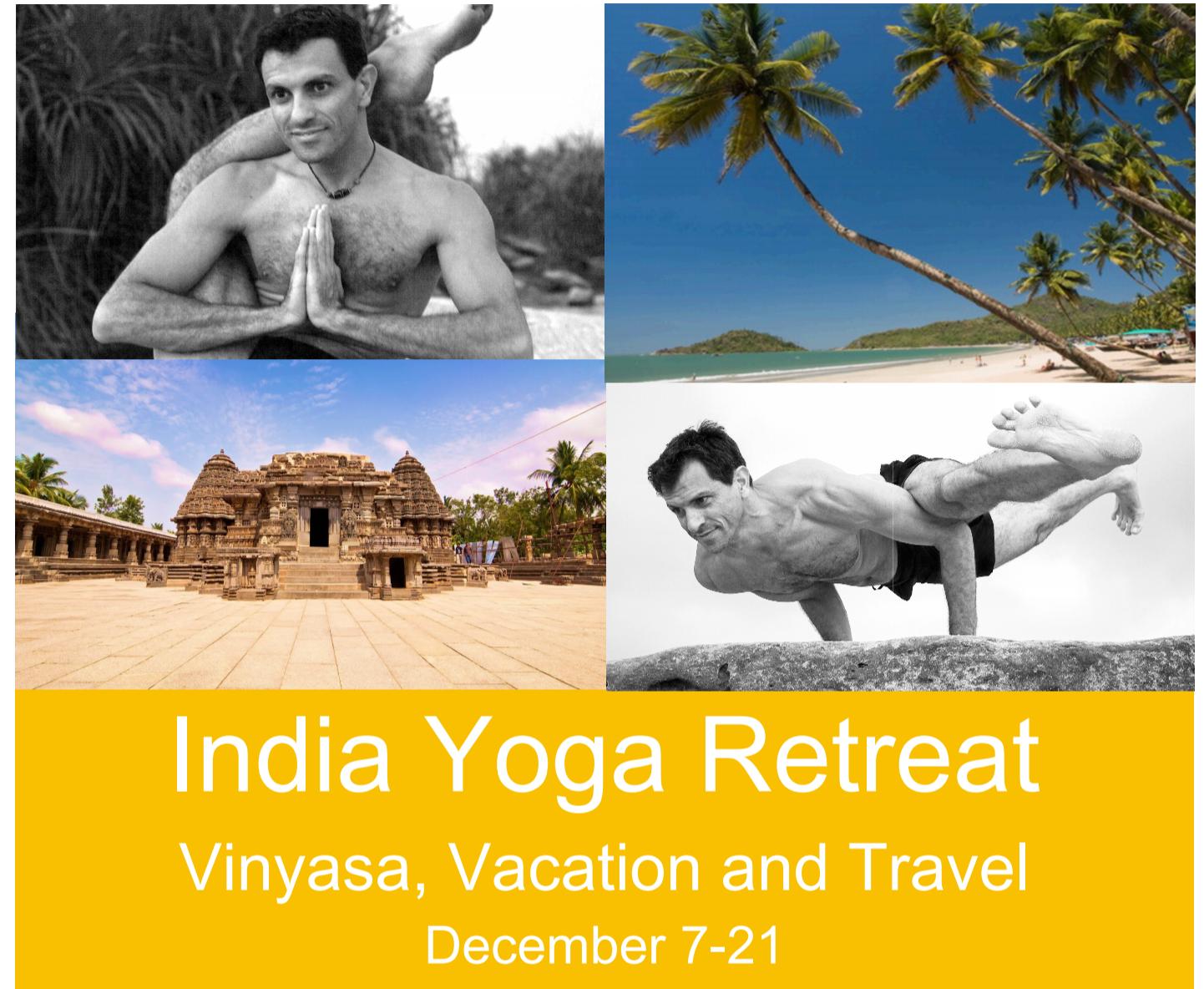 India Retreat- Doron-Hanoch
