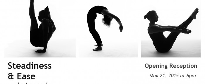 Yoga Photo Exhibition + Opening Reception, May 21